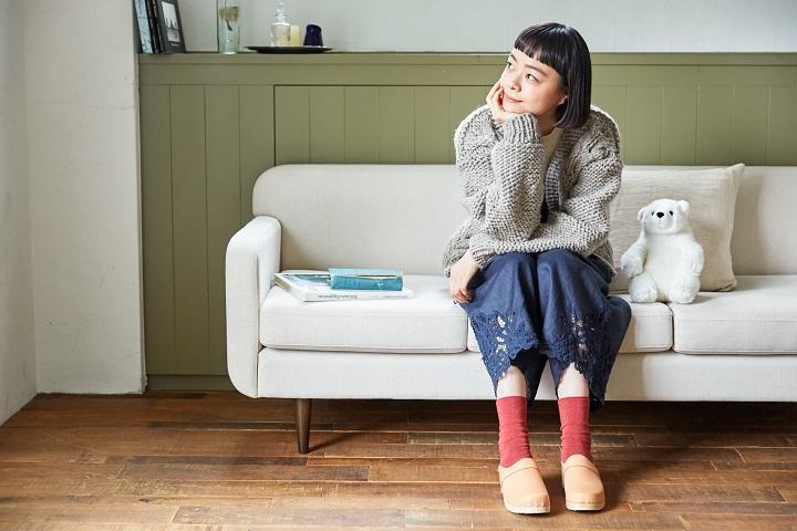 """""""くらしを変える、一足を。""""福助の基幹ブランド「fukuske」が2018年秋冬広告キャンペーンを展開"""