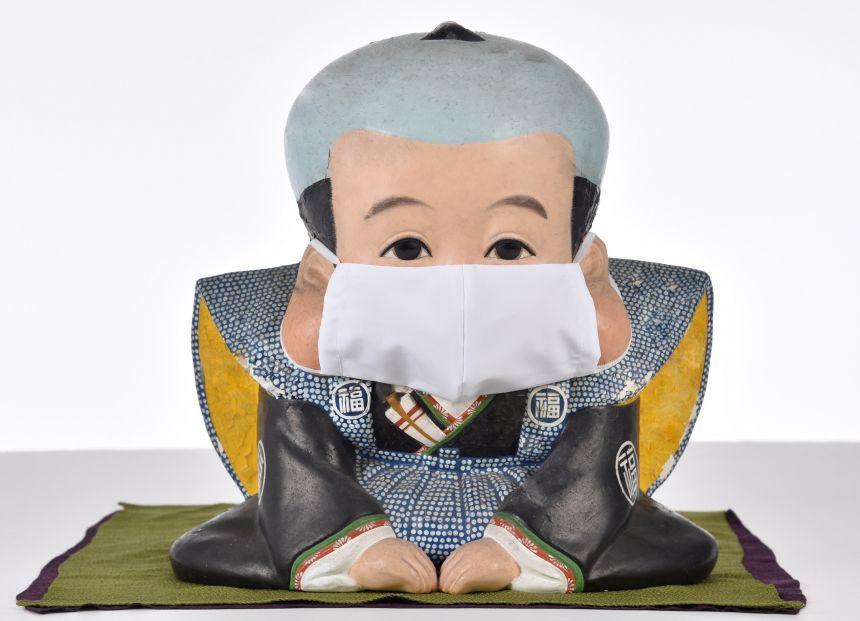 国内自社工場所在地へ福助日本製マスク 約30,000枚を寄贈