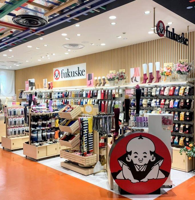 2020年11月20日(金)に「fukuske 心斎橋パルコ店」をオープン
