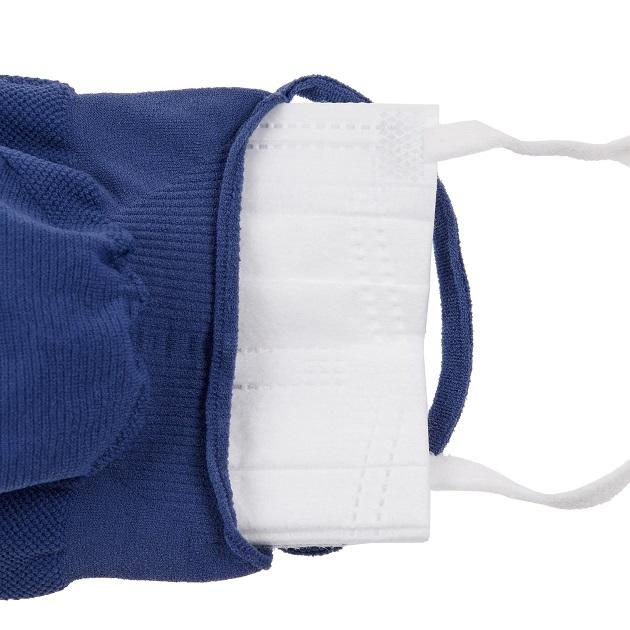ストッキング製造技術から生まれた福助の「ゆったりラクラクのび〜るマスク」の販売数量が累計100万枚を突破