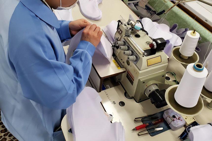 日本製足袋の事業等に関して、日本足袋工業会の事務局として弊社よりリリースを配信しました